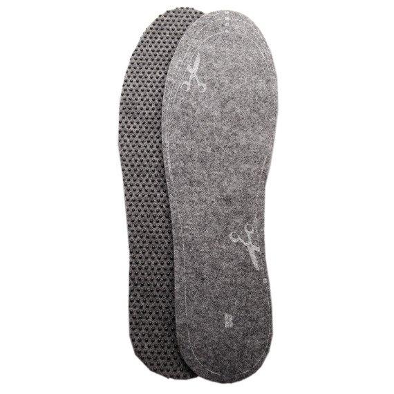 COCCINE wkładki do butów zimowe filcowe komfortowe