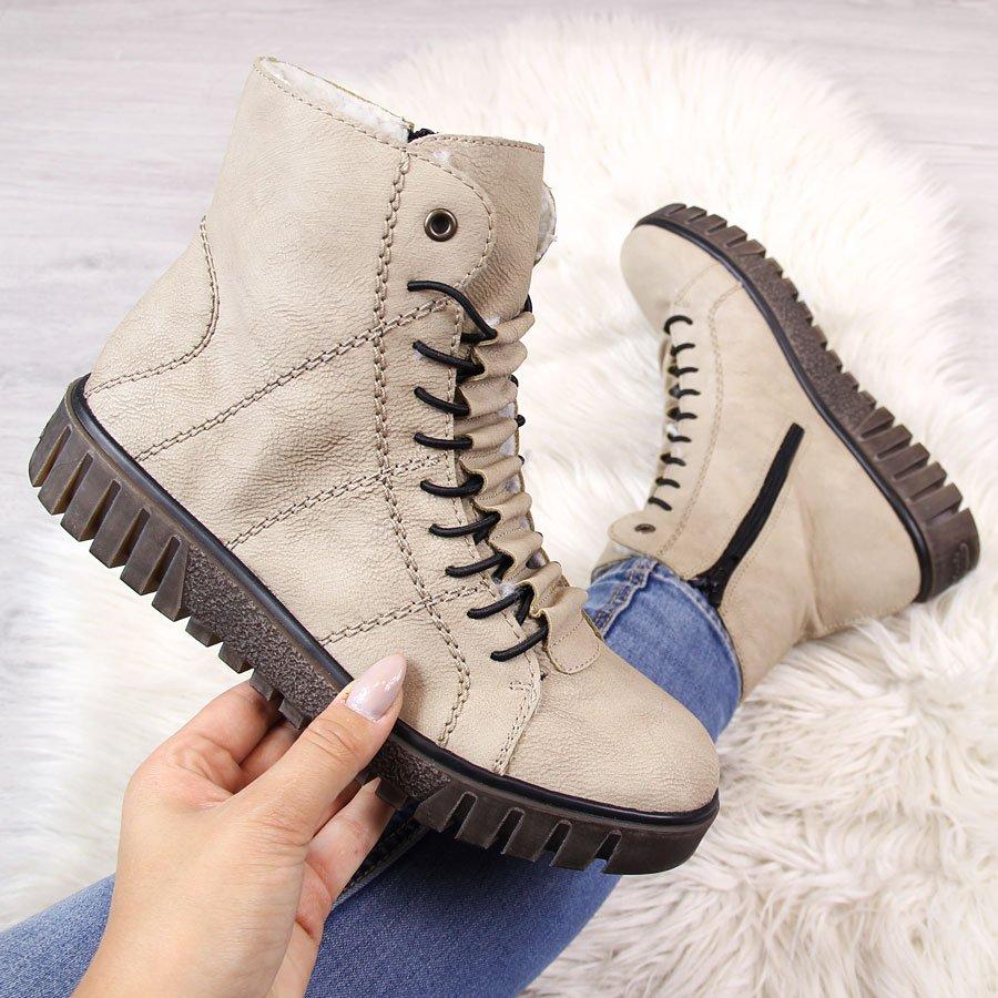 buty rieker botki zomowe