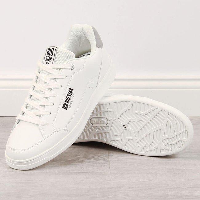 Buty sportowe męskie białe Big Star II174170