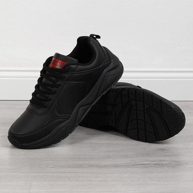Buty sportowe męskie czarne Big Star GG174252