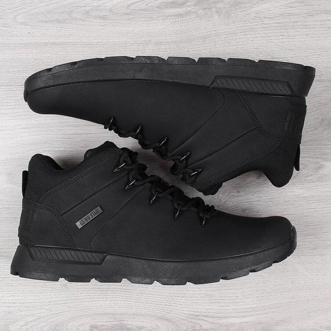 Buty sportowe męskie wysokie czarne Big Star GG174215