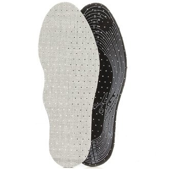COCCINE MAŁA STOPA wkładki do butów przeciwpotliwe perforowane do wycinania