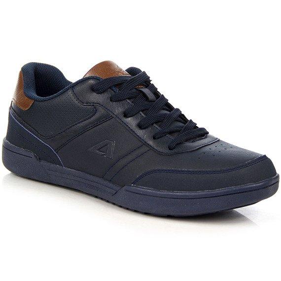 Granatowe buty sportowe męskie American Club