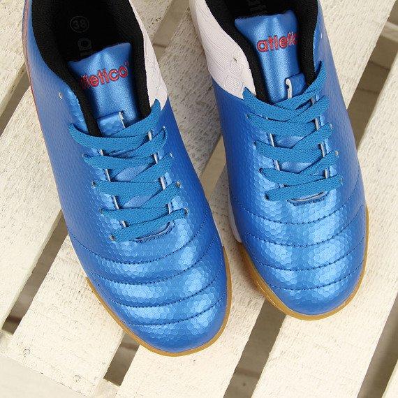Niebieske halówki męskie Atletico