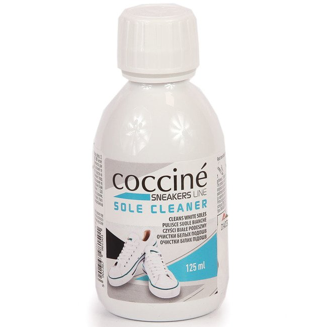 Preparat czyszczący białe podeszwy Coccine 125 ml