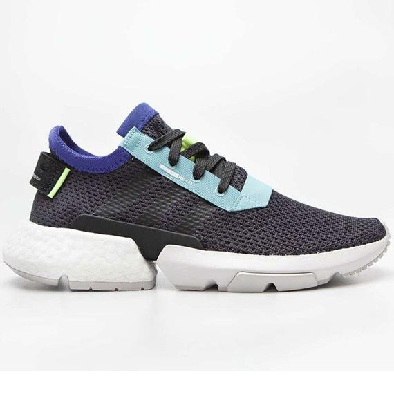 Sneakersy damskie z siateczką Adidas POD S3 1 J EE6751
