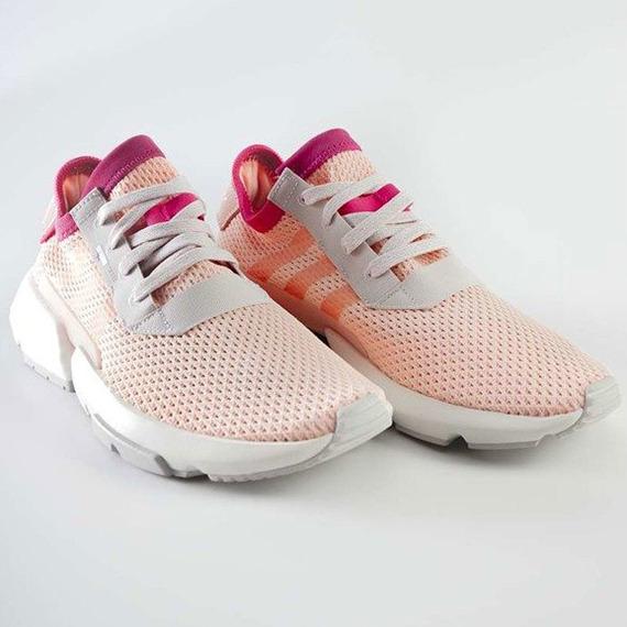 Sneakersy damskie z siateczką Adidas POD S3 1 J EE8715
