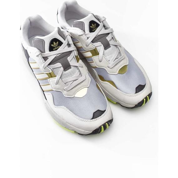 Sneakersy męskie skórzane Adidas Yung 96 DB3565