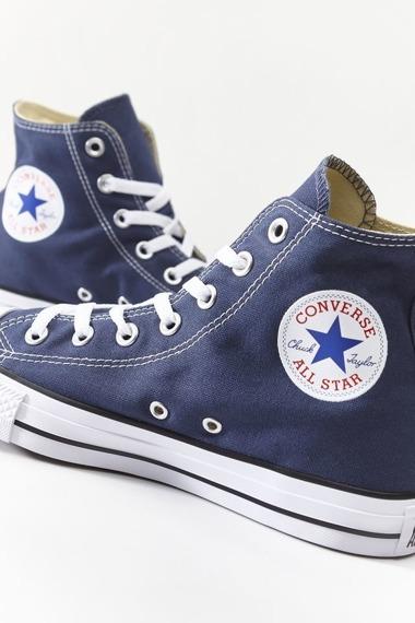 Trampki wysokie granatowe Converse All Star M9622